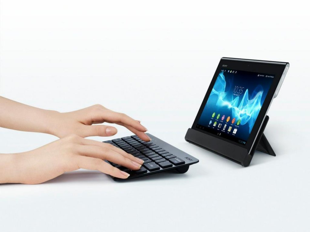 IFA Berlin 2012: Sony Xperia Tablet S și datele oficiale