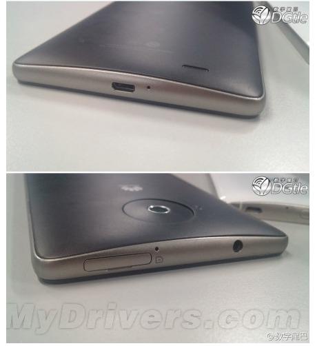 """Huawei Ascend Mate, """"smartphone"""" de 6.1 inch Înfățișat În noi imagini hands on"""