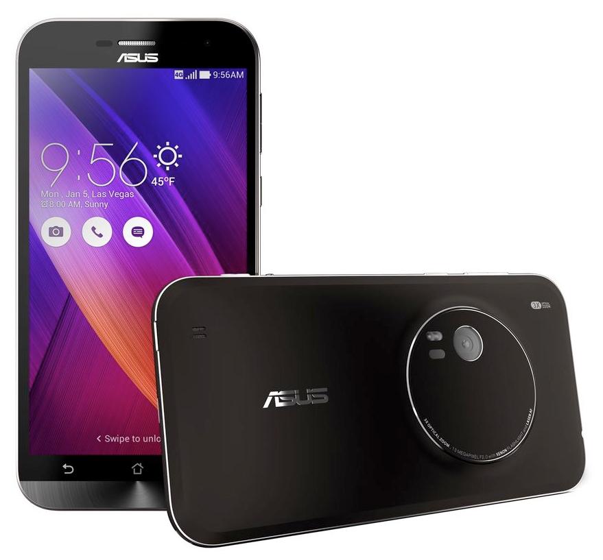 IFA 2015: ASUS ZenFone Zoom debutează în Europa, vine cu o cameră cu zoom optic de 3X