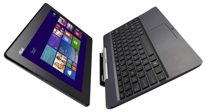 ASUS lansează Transformer Book T100, tableta Windows 8.1 cu noul procesor Intel Bay Trail