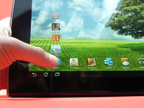 Asus Eee Pad Slider photos