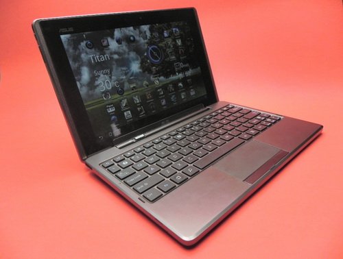Review ASUS Eee Pad Transformer