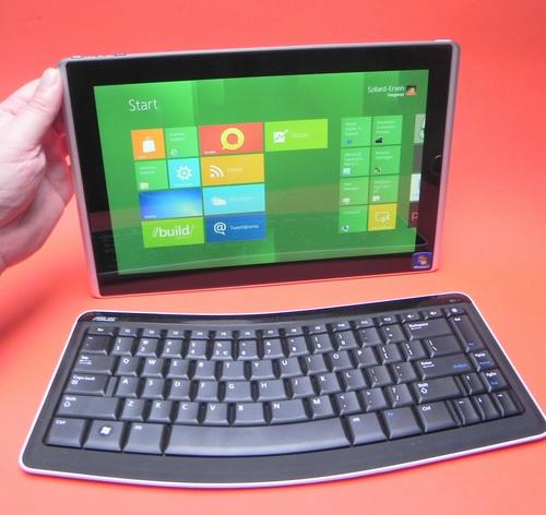 ASUS Eee Slate B121 tastatura Bluetooth