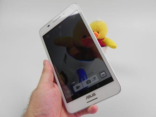 Camera lui ASUS FonePad 7 (FE375CG)