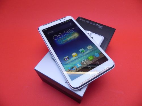 Review ASUS FonePad Note FHD 6