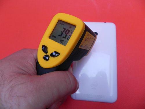 Temperatura lui ASUS FonePad Note FHD 6 in timpul jocurilor
