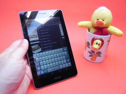 ASUS FonePad Bechmarks
