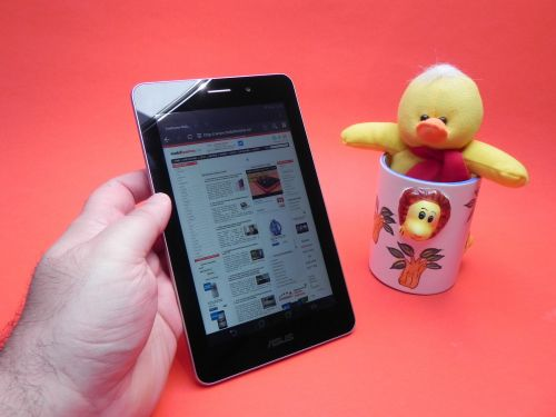 Review ASUS FonePad