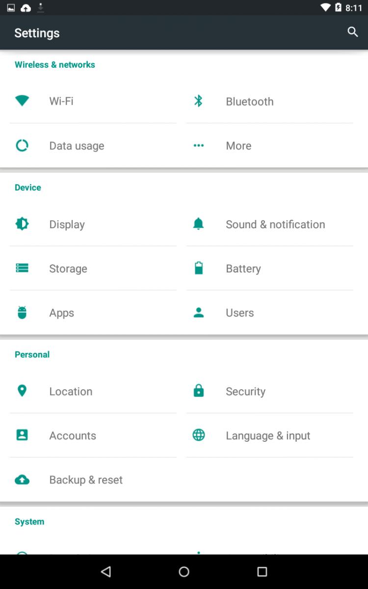 Android 5.0 Lollipop ajunge deja pe Nexus 7 2012 versiunea WiFi, sub forma imaginii de fabrică
