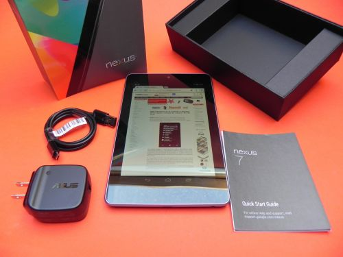 Review Google Nexus 7