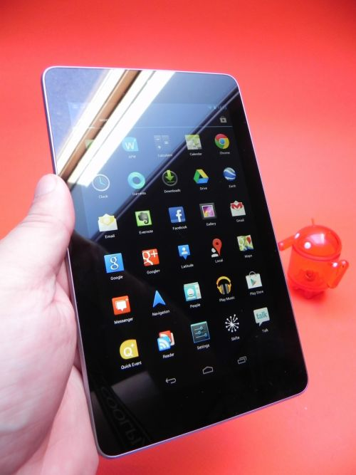 Android 4.1 Jelly Bean - Google Nexus 7