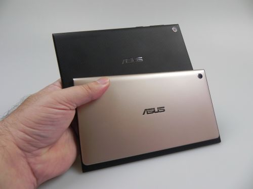 Designul lui ASUS MeMo Pad 7 ME572C