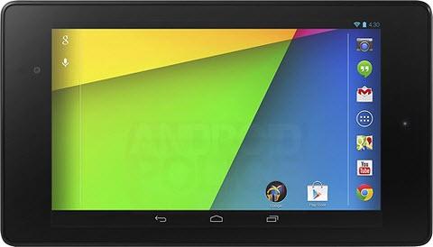 Noi imagini detaliate cu ASUS Nexus 7 2, acum cu wallpaper nou și camerele clar vizibile
