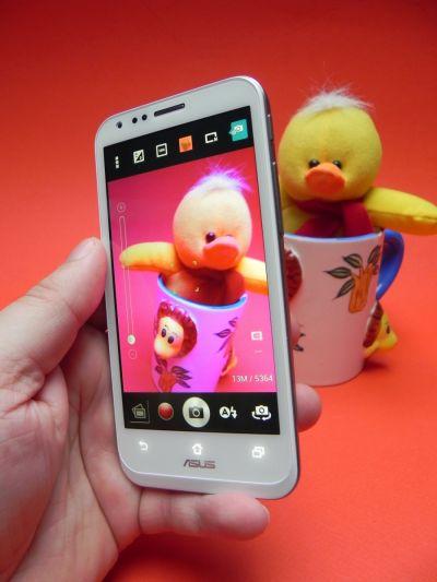Foto & Video Asus PadFone 2
