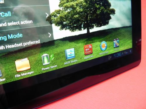 ASUS PadFone 2 video