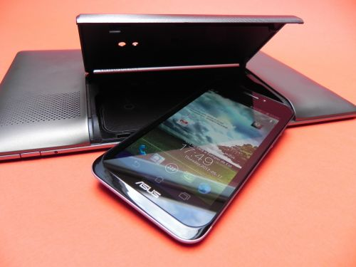ASUS PadFone preview