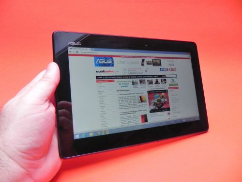 ASUS Transformer Book T100TA - Review Mobilissimo.ro