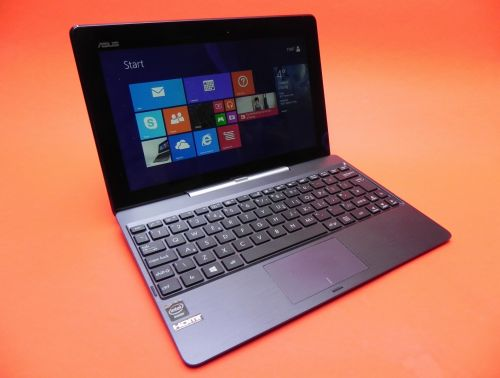 Review ASUS Transformer Book T100TA