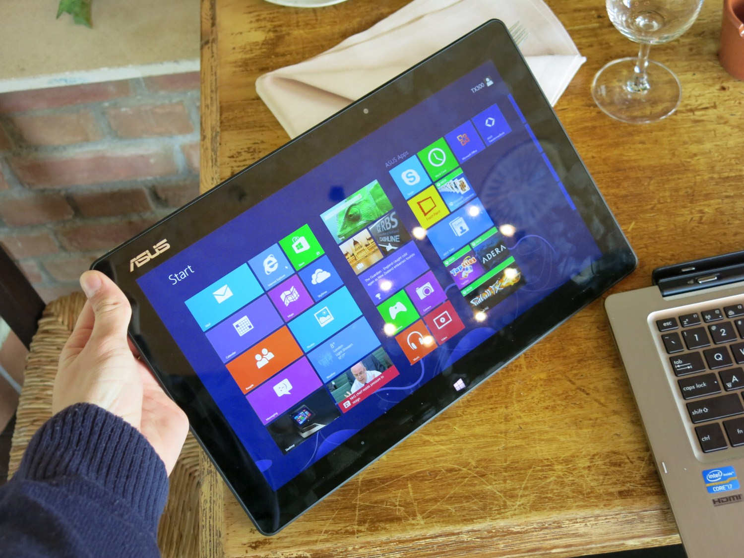 Asus Transformer Book Software