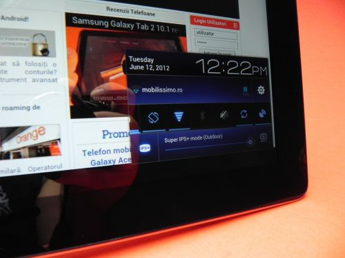 Recenzie video ASUS Transformer Pad Infinity