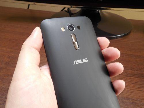 Camera lui ASUS ZenFone 2 Laser