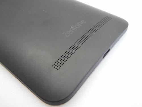ASUS ZenFone 2 Laser pe partea audio