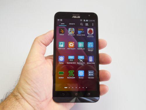 Aplicatii preinstalate pe ASUS ZenFone 2 Laser
