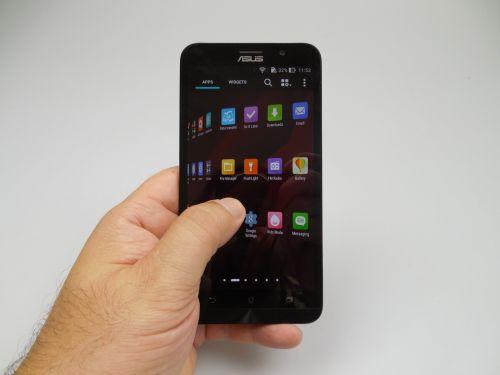 Aplicatii preinstalate pe ASUS ZenFone 2
