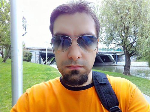 Selfie facut cu ASUS ZenFone 2