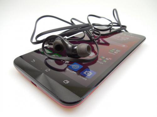 ASUS ZenFone 2 scos din cutie