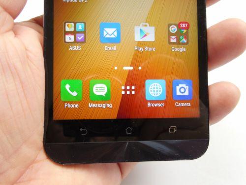 Aplicatii preinstalate pe ASUS ZenFone Selfie