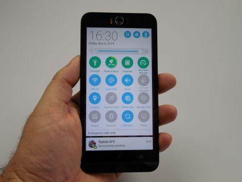 Setari ASUS ZenFone Selfie