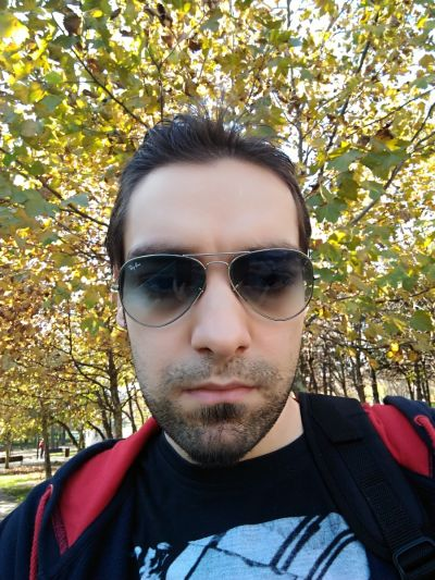 ASUS ZenFone Selfie, fotografie cu cameraq frontala (selfie)