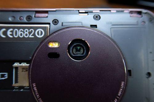 Camera lui ASUS ZenFone Zoom