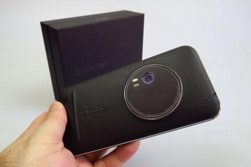 ASUS ZenFone Zoom Unboxing