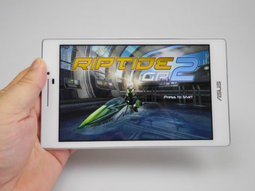 ASUS ZenPad 7.0 - Jocuri