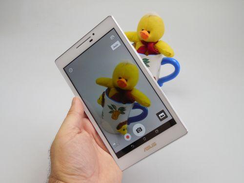 Camera lui ASUS ZenPad 7.0