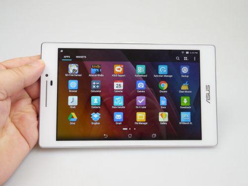 Aplicații preinstalate pe ASUS ZenPad 7.0