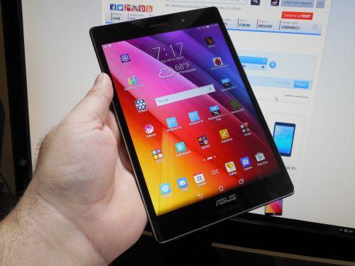Display-ul lui ASUS ZenPad S 8.0