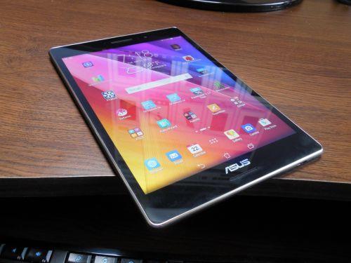 ASUS ZenPad S 8.0 aplicatii preinstalate