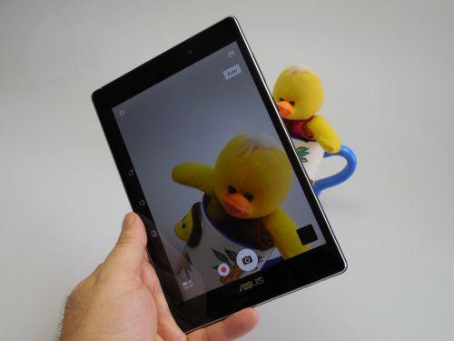 Camera lui ASUS ZenPad S 8.0