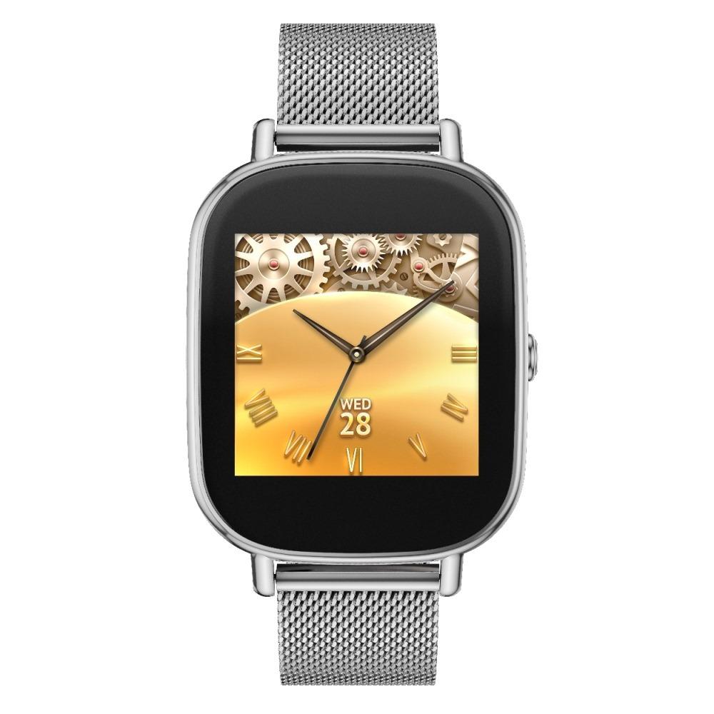Computex 2015: ASUS anunţă smartwatchul ZenWatch 2, cu Android Wear şi ecran AMOLED cu sticlă 2.5D