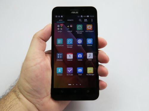 Aplicatii preinstalate pe ASUS ZenFone MAX