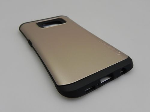 Husa Samsung Galaxy S6 Verus Hard Drop Shine Gold