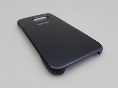 Husă Originală Samsung Galaxy S6 Protective Cover Neagră