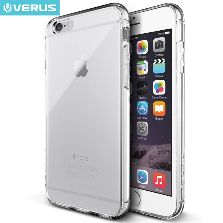 Carcasa iPhone 6 - Verus Crystal Gel Moale