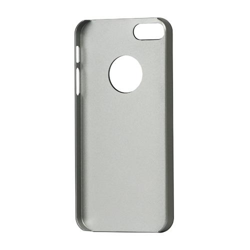 Husa iPhone 5 - Aluminiu Satinat Negru de la CUBZ