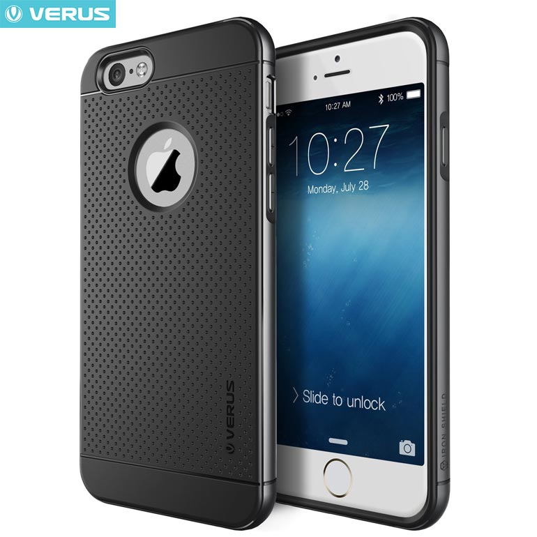 Husa iPhone 6 4.7 inch - Verus Iron Shield Titanium