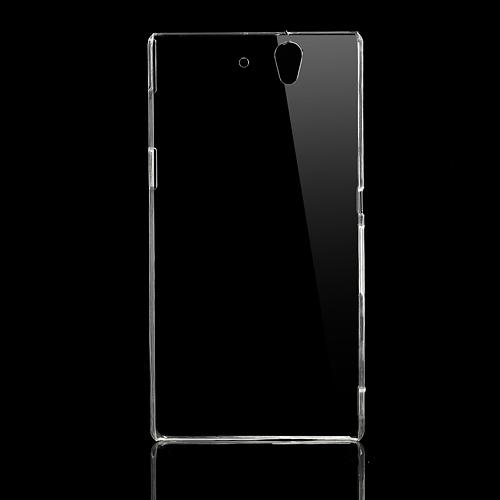 Husa Sony Xperia Z complet transparenta de la CUBZ