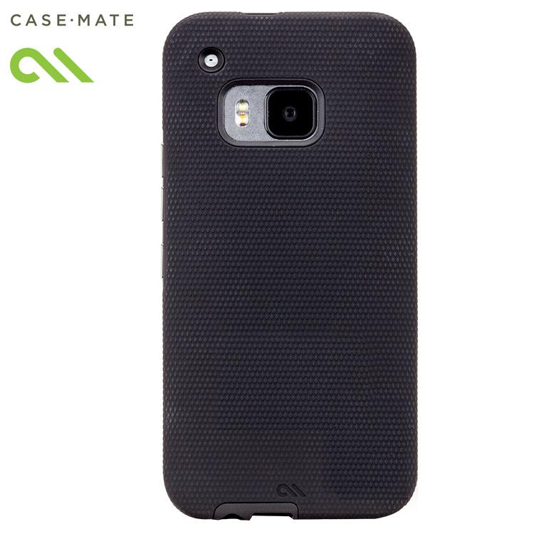 Husă Hibridă HTC One M9 Case Mate Tough Black